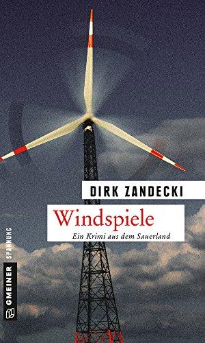 Windspiele: Ein neuer Fall für Ben Ruste (Kriminalromane im GMEINER-Verlag)