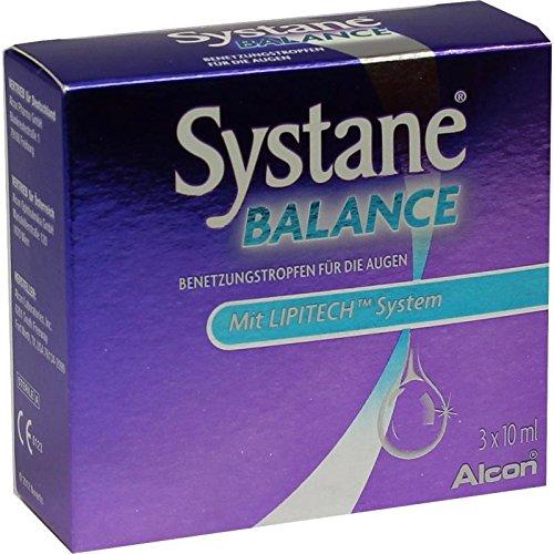 Systane Balance Augentrop 3X10 ml -