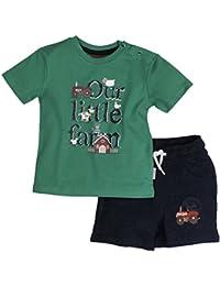 Amazon.de: Bekleidungssets - Jungen (0 -24 Monate