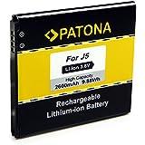 PATONA Bateria EB-BG530 para Samsung Galaxy Grand Prime Grand Prime VE J5 SMG530F SM-G530F SMG530H SM-G530H SMG531F SM-G531F SMG531H SM-G531H SMJ500F SM-J500F SM-J500FN