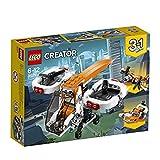 #6: Lego 31071 Creator Drone Explorer