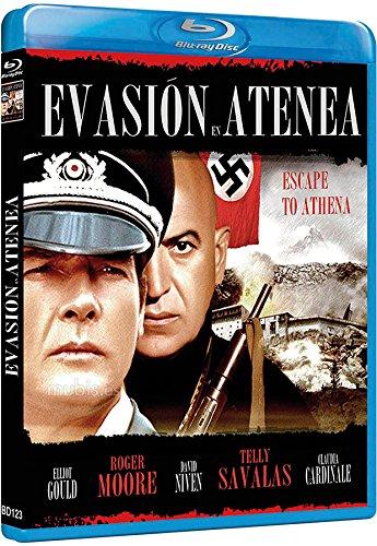 evasion-en-atenea-blu-ray