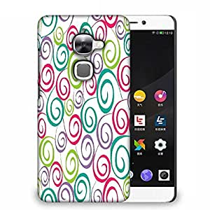 Snoogg floral seamless pattern Designer Protective Back Case Cover For Samsung Galaxy J1