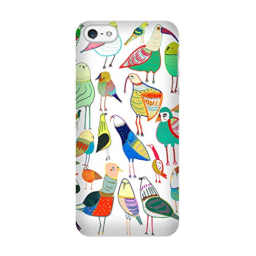 iPhone 5C Coque photo - oiseau Parade