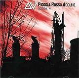 Songtexte von Delta V - Pioggia rosso acciaio