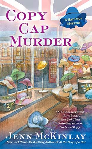 73a551389c2 Copy Cap Murder (A Hat Shop Mystery Book 4) (English Edition)