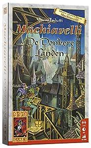 999 Games Machiavelli: De Donkere Landen - Juego de Tablero (Multi)