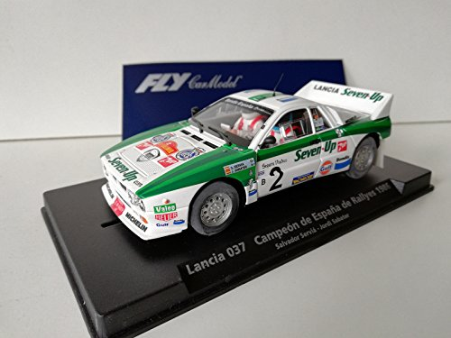 FLy Slot SCX Scalextric 88148 Lancia 037 Campeón
