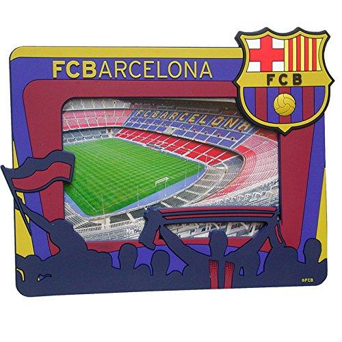 Preisvergleich Produktbild Fotoaufhänger mit geprägtem rubber 3D-FC Barcelona (48 / 2)