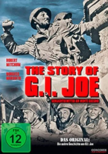 The Story of G.I. Joe - Schlachtgewitter am Monte Cassino (Die Boys Von Company C)