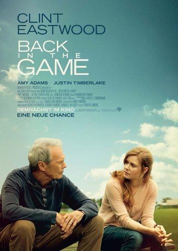 Back in the game (Besten Baseball-filme)