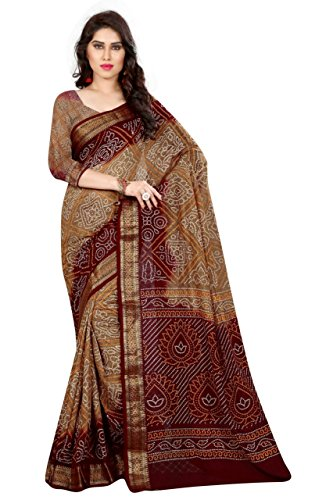 Fab Fiona Woman's Bollywood Designer saree With Blouse.