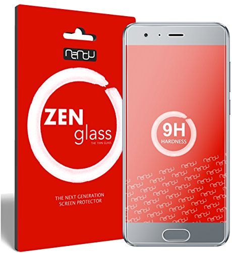 ZenGlass - The Thin Glass I Flexible Glas-Folie für Huawei Honor 9 Panzerglas I Display-Schutzglas 9H