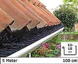 Dachrinnenbürste 5 Meter Ø 8cm, direkt vom Hersteller