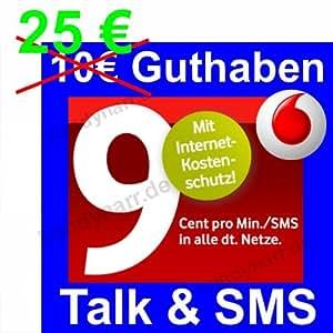 Vodafone Callya Talk Sms