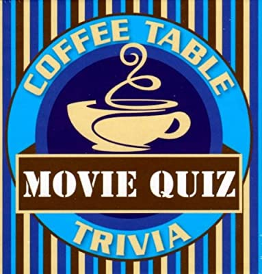 Movie Quiz. Coffee Table Trivia Game - cheap UK light store.