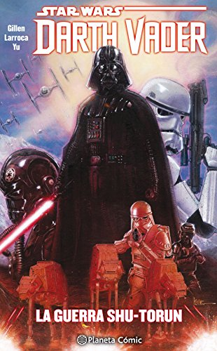Star Wars Darth Vader (tomo recopilatorio) nº 03/04: La guerra Shu-Torun (Star Wars: Recopilatorios Marvel)