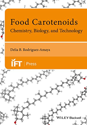 Food Carotenoids: Chemistry, Biology and Technology (Institute of Food Technologists Series) (English Edition)