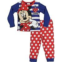 Minnie Mouse - Pigiama a maniche lunghe per ragazze -
