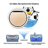 ILIFE-V5s-Pro-Robot-Aspiradora-con-tanque-de-agua-Robot-de-limpieza-para-suelos-barrer-y-fregar-automticamente
