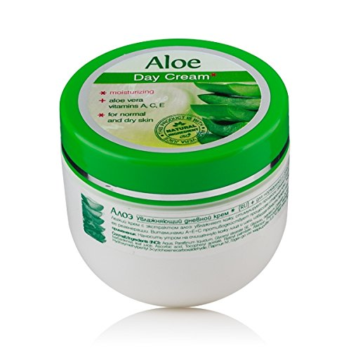 Crema de dia hidratante aloe