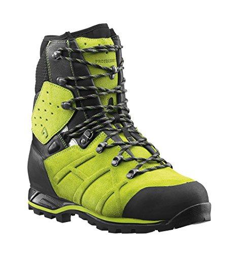 HAIX 603108 protecteur Ultra confortable foresterie Lime vert sécurité Boot Vert lime
