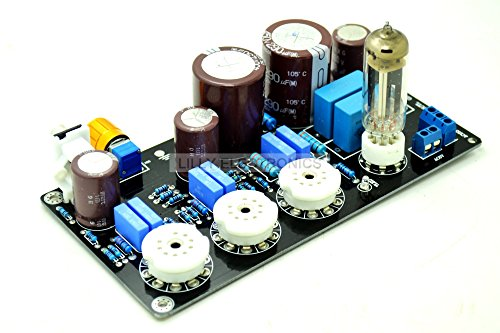 6z4* 1Tube Vorverstärker Board Referenz zu Marantz 7Circuit