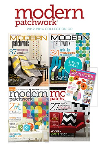 Quilt-cd (Modern Patchwork 2012-2014 Collection CD)