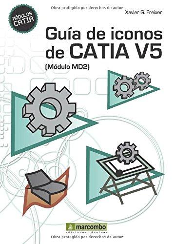 Guía de Iconos de CATIA V5 [Módulo MD2] por XAVIER GONZALEZ FREIXER