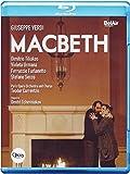 Giuseppe Verdi (1813-1901), Macbeth [Reino Unido] [Blu-ray]