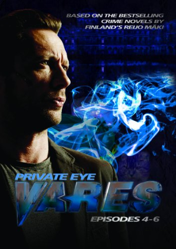 Private Eye Vares: Episodes 4-6 (3pc) / (Ws) [DVD] [Region 1] [NTSC] [US Import] (Private Eyes Dvd)