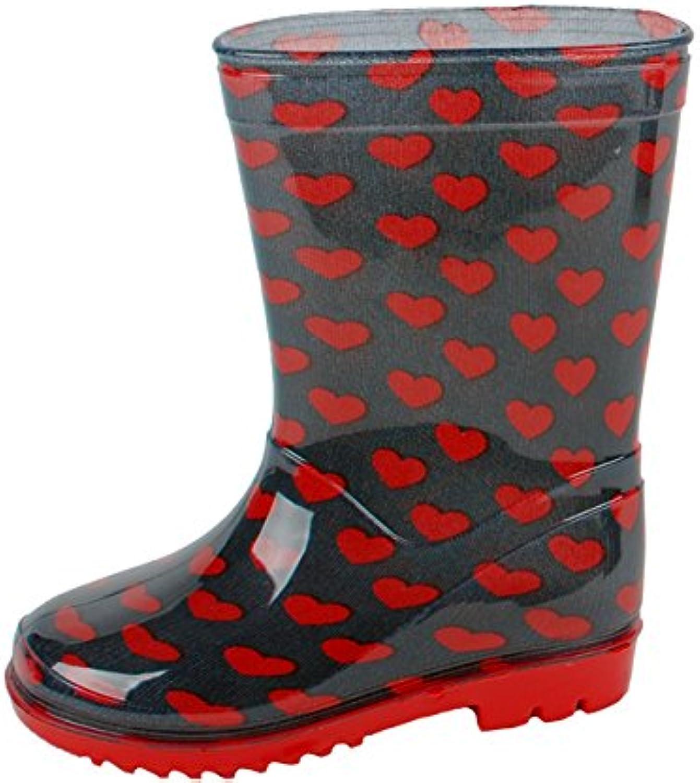Gevavi Boots LOVE03270 Love Mädchenstiefel PVC 27 Rot