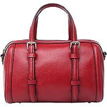 Mena UK -Casual de cuero artificial de las mujeres Casual bolso de cuero / bolso de hombro / Messenger Bag