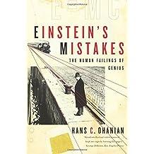 Einstein's Mistake
