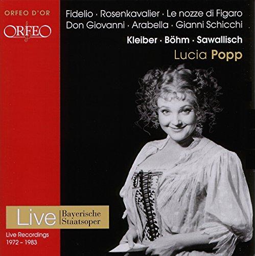 Opernszenen:Rosenkavalier/Don Giovanni/+