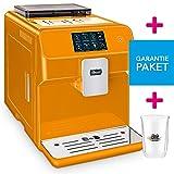 ☆ONE TOUCH☆ 50€ sparen✔ Kaffeevollautomat + RundumSorglosPaket (Garantiepaket)✔ 1 Thermoglas Gratis✔ CAFE BONITAS✔ KingStar Crema✔ Touchscreen✔ Timer✔ 19 Bar✔ Kaffeeautomat✔ Latte Macchiato✔ Kaffee✔ Espresso✔ Cappuccino✔ heißes Wasser✔ Milchschaum✔