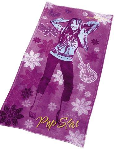 Hannah Montana Strandtuch (Disney G 15 400 WD43 117 Strandtuch Disney's Hannah Montana 75 x 150 cm)