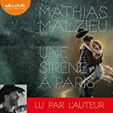 Une sirène à Paris - Audiolib - 13/02/2019
