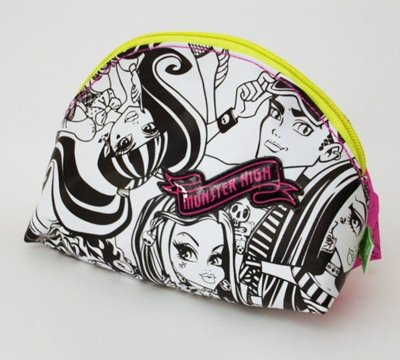 Monster High – Estuche escolar curso 2012-2013