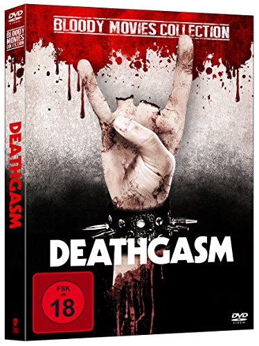 Deathgasm (Bloody Movies Collection, Uncut)