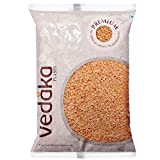 #6: Amazon Brand - Vedaka Premium Red Masoor Dal Split, 500g