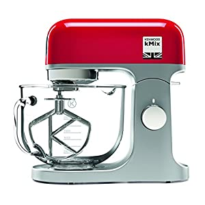 Kenwood kMix Stand Mixer, 1000 W, Red