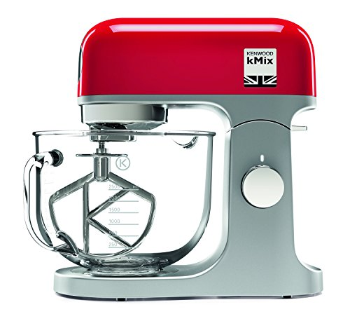 Kenwood 0W20011140 Stand Mixer, 5 Litre, 1000 W, Red Best Price and Cheapest