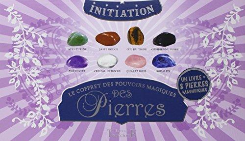 Le coffret des pouvoirs magiques des Pierres par Lise-Marie Lecompte