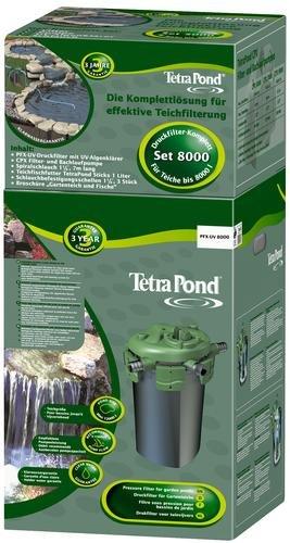 Tetra Pond UV 3000 Ersatzquarzglas (Ersatzteil für UV Algenklärer, Gartenteich-Zubehör)