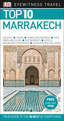 Top 10 Marrakech (DK Eyewitness Top 10 Travel Guides)
