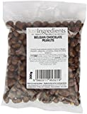 JustIngredients Essential Belgian Chocolate Peanuts 300g (Pack of 3)