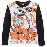 Star Wars T-Shirt Bambino E Ragazzo Manica Lunga-Originale, Camiseta Para Niñas