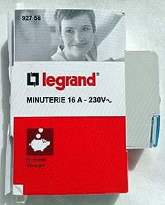 Legrand LEG92758 Minuterie 16 A 250 V 50/60 Hz LEX