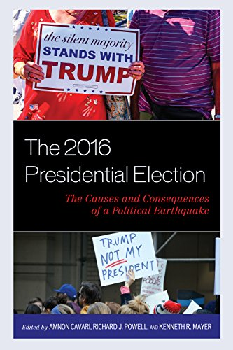 Lexington King (The 2016 Presidential Election: The Causes and Consequences of a Political Earthquake (Voting, Elections, and the Political Process))